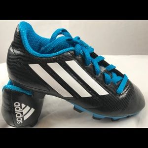 Adidas soccer cleats kids unisex size 13K